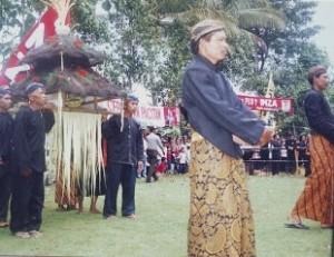 upacara adat Methik Pari