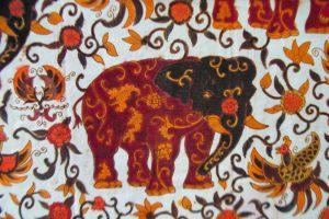 Batik Motif Hewan
