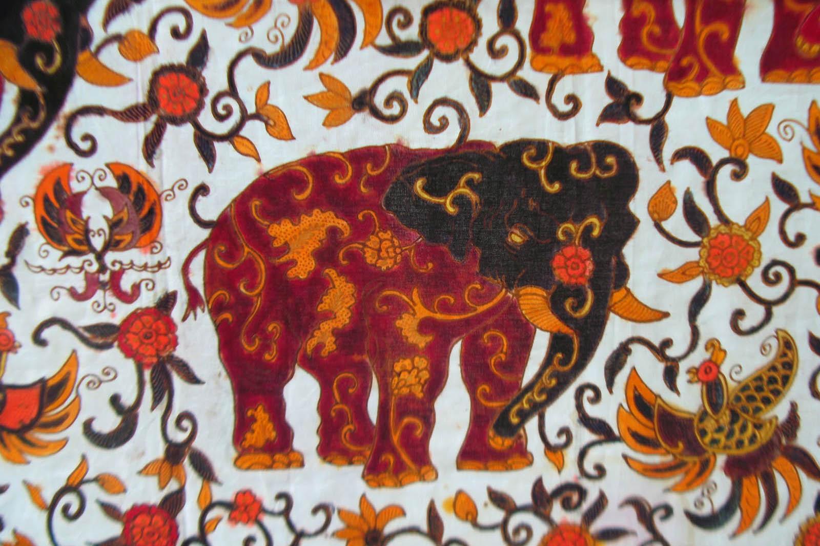 Pengertian Seni Batik Dan Contohnya IlmuSeni