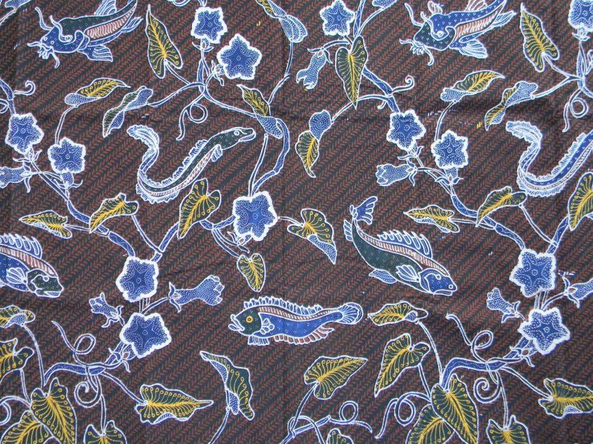 Pengertian Seni Batik dan Contohnya