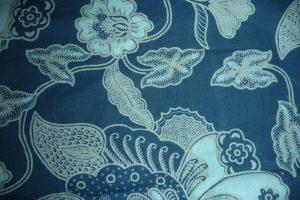 Motif Batik Tumbuhan Menjalar