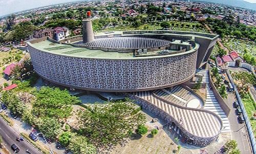 4 Contoh Seni Arsitektur Yang Ada Di Indonesia Ilmuseni Com